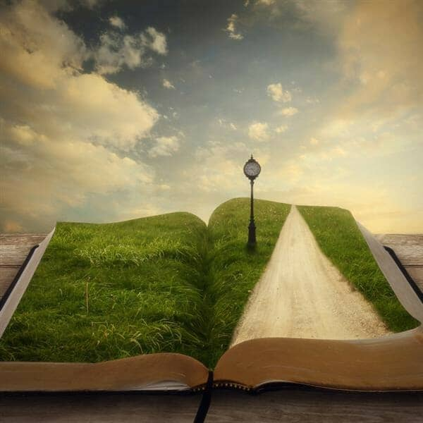 How to Make a Story Book Come to Life Photo manipulation in Photoshop (Custom)