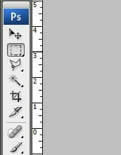 Photoshop Rectangular Marquee tool