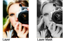 Layer and Layer Mask