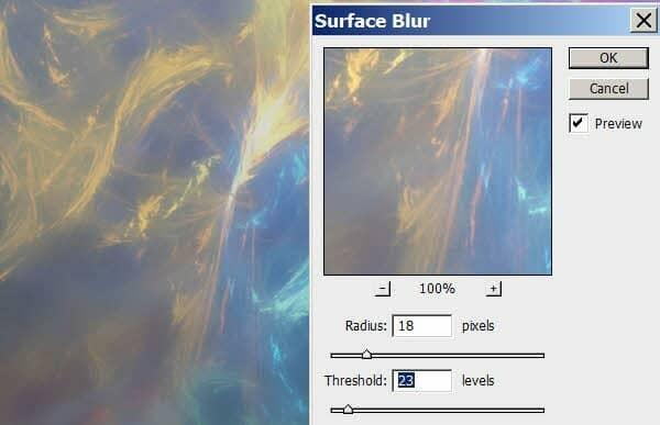 surface blur tab