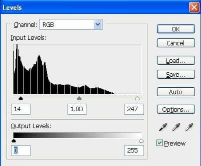 25 levels tool adjustment