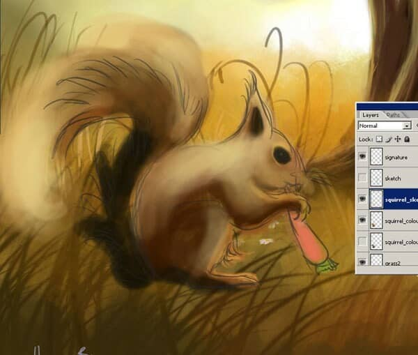 fancy_tree_squirrel_painting_02