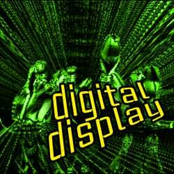 Digital Display Photoshop Action