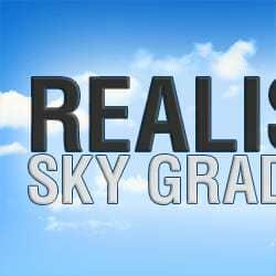 15 Realistic Sky Photoshop Gradients