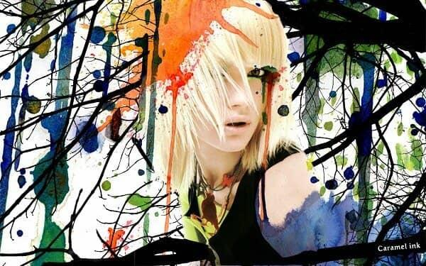 Fashion Watercolor Artwork