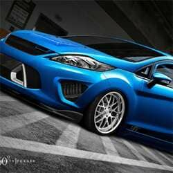 Virtual Tuning with Photoshop