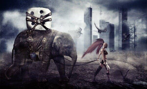 How to Create an Amazing Apocalyptic Photo Manipulation in Photoshop