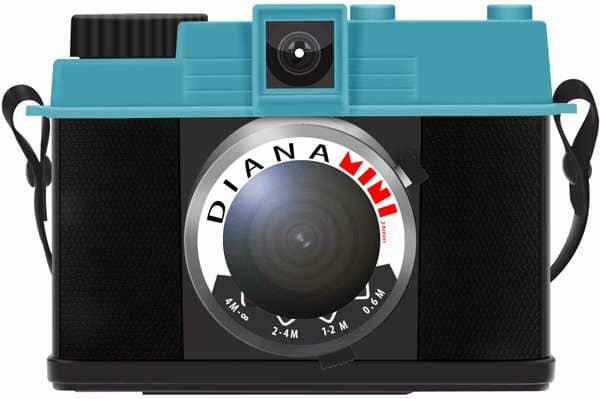 Create a Diana Mini LOMO Camera Icon in Photoshop