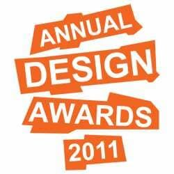 2nd Annual Design Awards Open for 2011 Entries