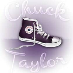 """How to Draw a Converse """"Chuck Taylor"""" Shoe in Photoshop"""