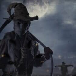 Create a Spooky Scarecrow Wallpaper Using Photoshop