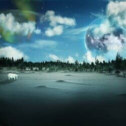Create a Surreal Arctic Scene in Photoshop