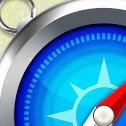Create an Apple Safari Icon in Photoshop