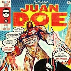 16 Incredible Comic Book Illustrations by Marvel™ Artist Juan Doe