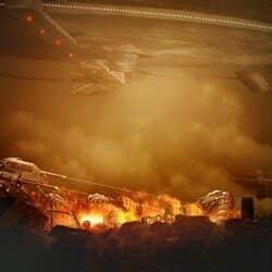 Create a City Destruction Photo Manipulation in Photoshop