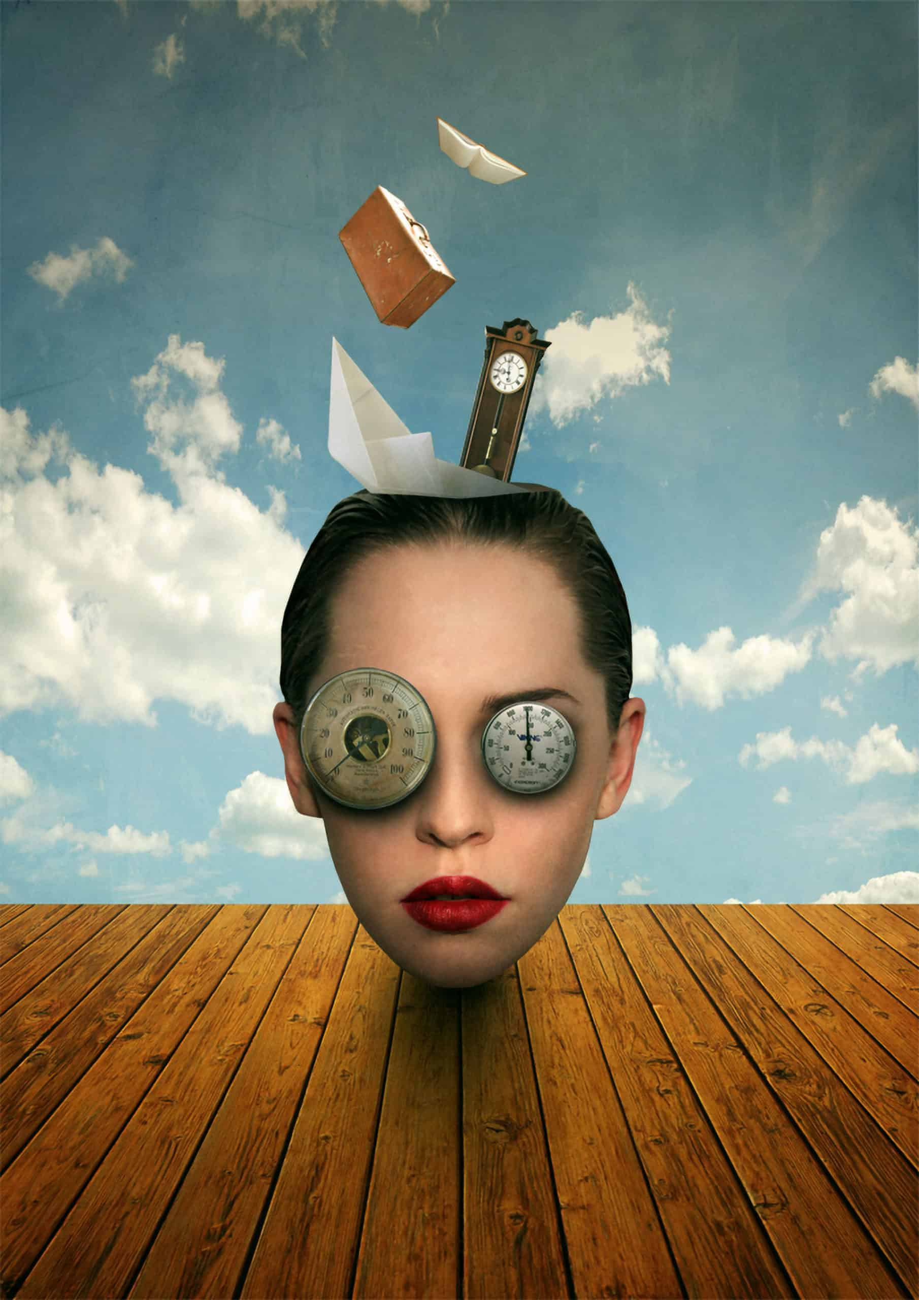 Create This Surreal Representation of the Mind Artwork in Photoshop