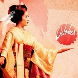 Design a Gorgeous Geisha Art Poster in Photoshop