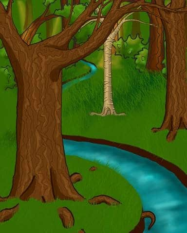 Create a Children's Book Illustration Part II: The Foreground
