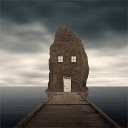 How to Create an Oddly-shaped Surreal House