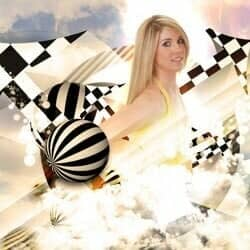 Create a Photo Manipulation with Checkered Elements Inside Photoshop