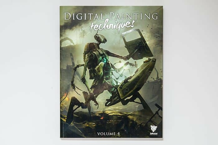 Digital Painting Techniques Volume 4 Book Review
