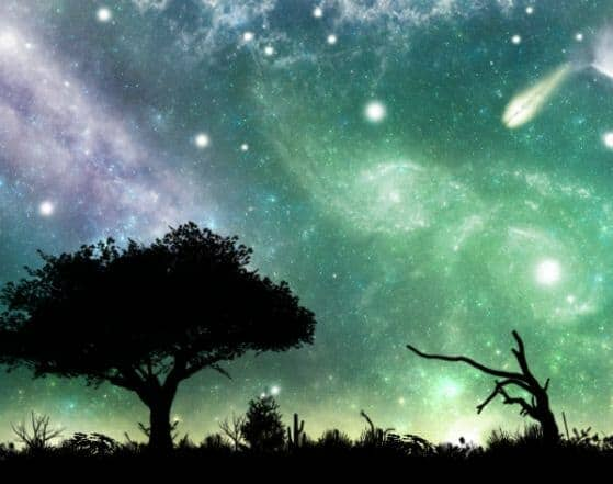 How to Create a Stars and Planets Time Lapse in Photoshop
