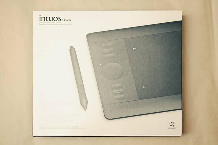 Wacom Intuos5 Box