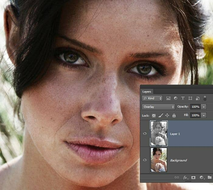 Quick Tip: Emphasize or Hide Skin Flaws With One Layer