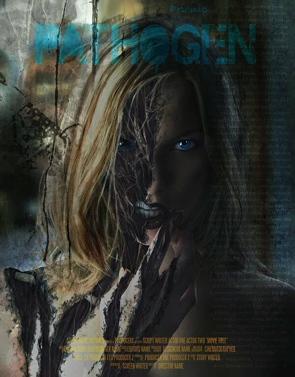 Create a Horrific Flesh Eating Movie Poster in Photoshop CS6