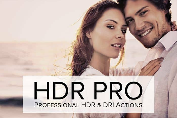 Freebie: HDR Tone Mapping Photoshop Actions
