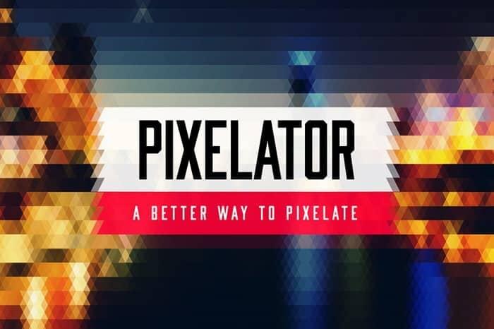 Freebie: Pixelate better with Pixelator