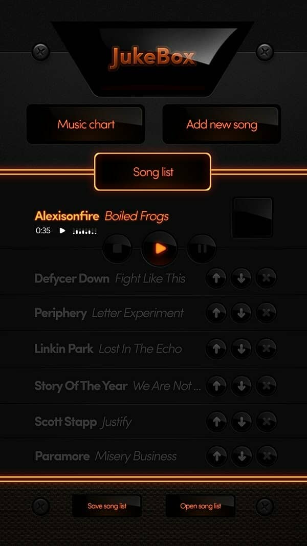 How to Create a Beautiful Audio App User Interface
