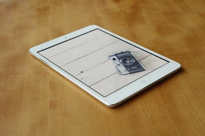 iPad Mini Mockup After