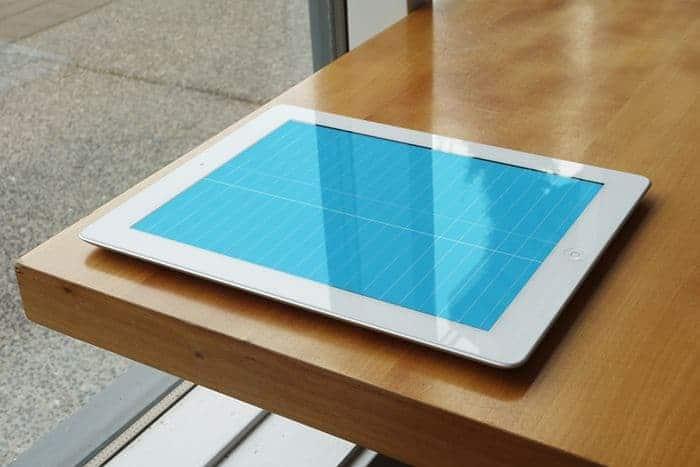 iPad Retina Before