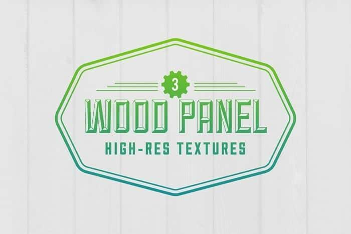 Free Download: 3 Wood Panel Textures