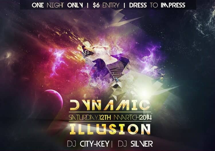 Create a Dynamic Night Club Poster in Photoshop