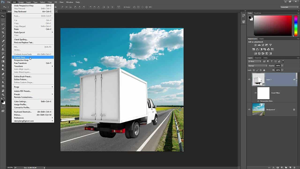 4 Useful Ways to Use Perspective Warp