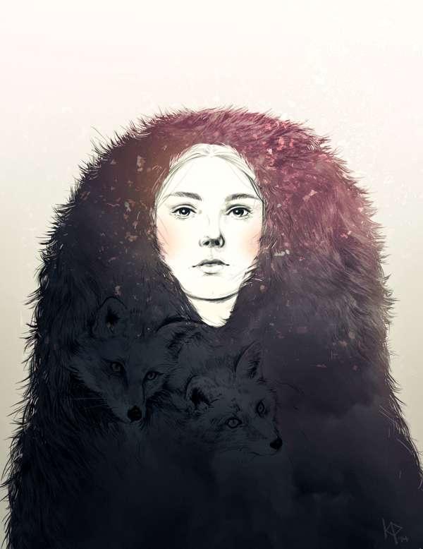 Interview with Illustrator Karolina Pajnowska