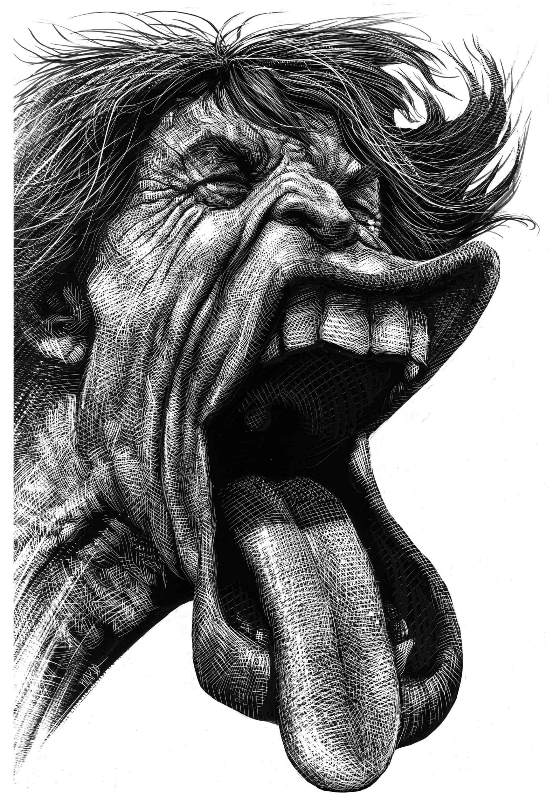 M - Mick Jagger copia