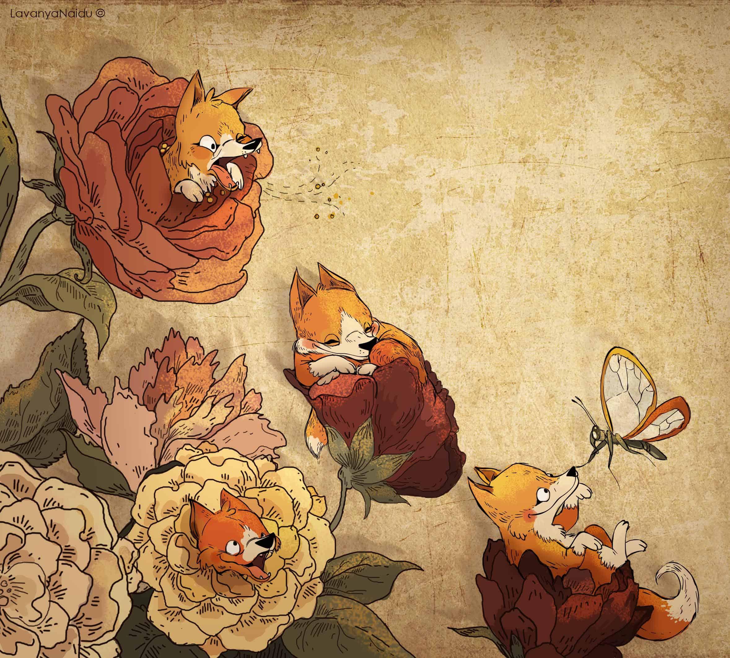 Interview with Animator and Illustrator Lavanya Naidu