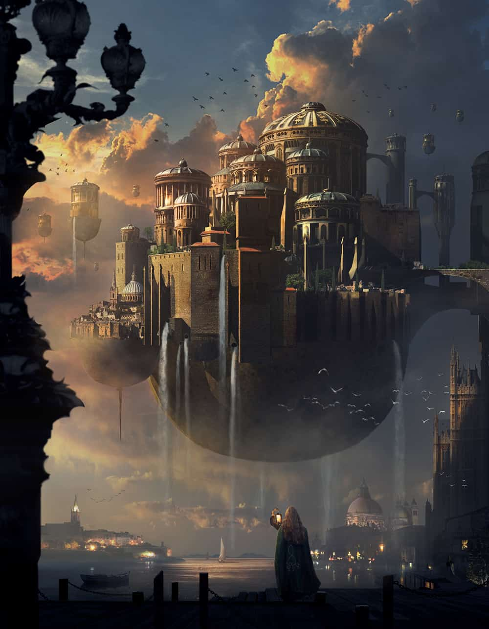 Interview with Matte Painter and Concept Artist Mai Anh Tran