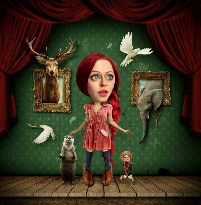 Transform a Portrait Into a Caricature Artwork