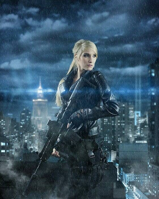 Create This Magnificent Sniper Artwork in Photoshop