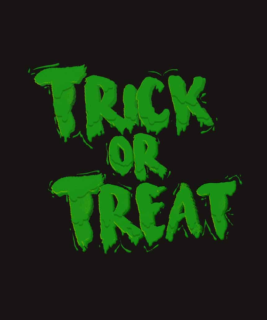 Learn How to Create This Very Cool Halloween-Inspired Typography in Photoshop