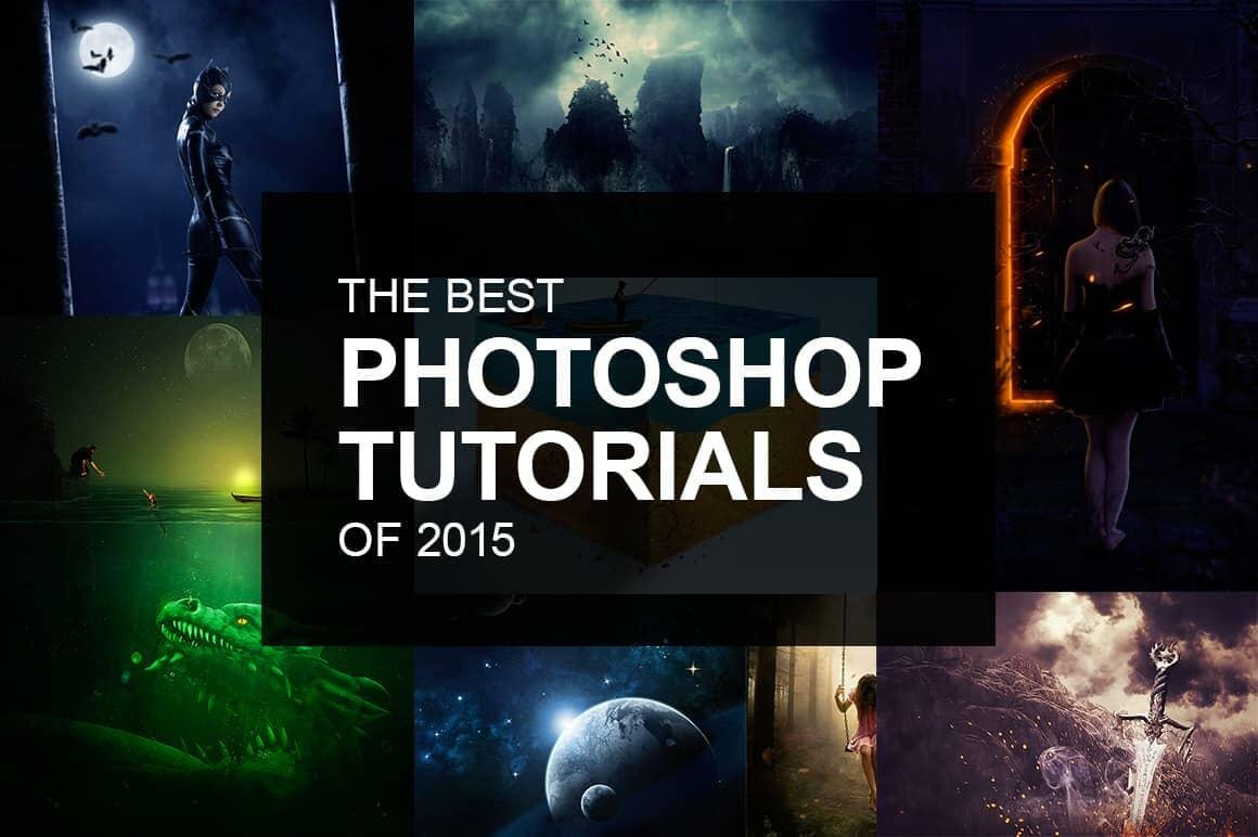 The Best Photoshop Tutorials of 2015