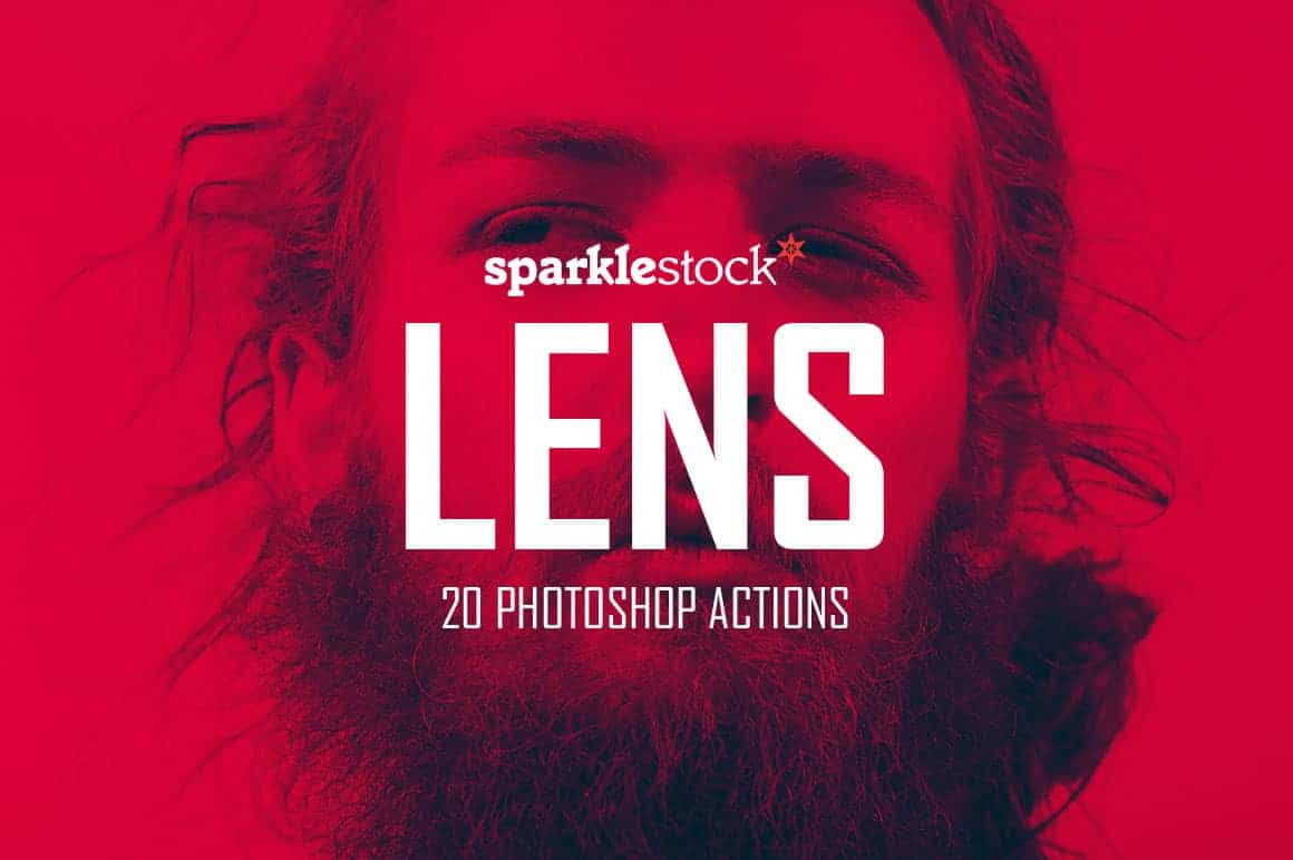 5 Free Vibrant Overlay Photoshop Actions
