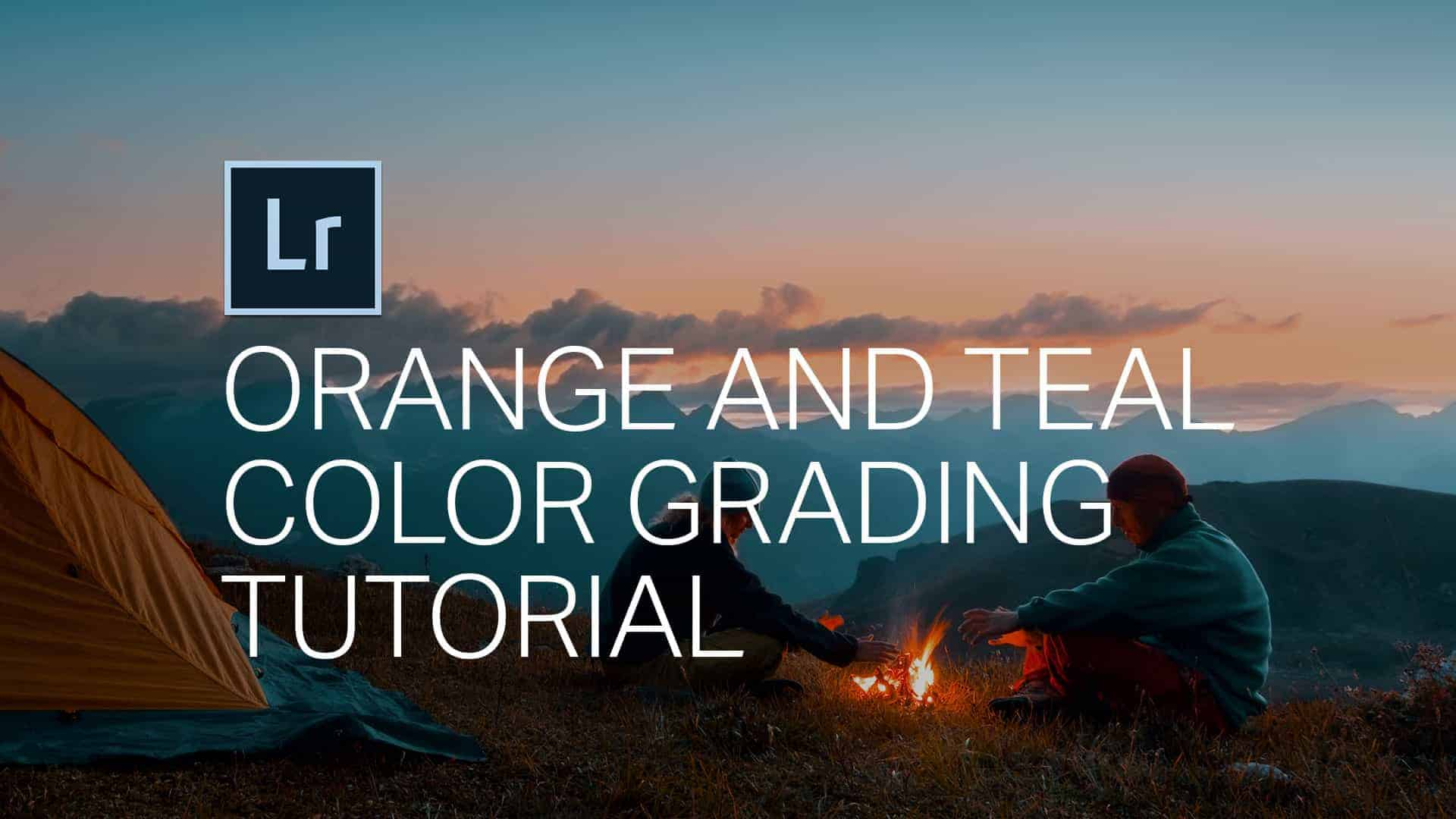 How to Create the Orange and Teal Look in Adobe Lightroom and Camera Raw