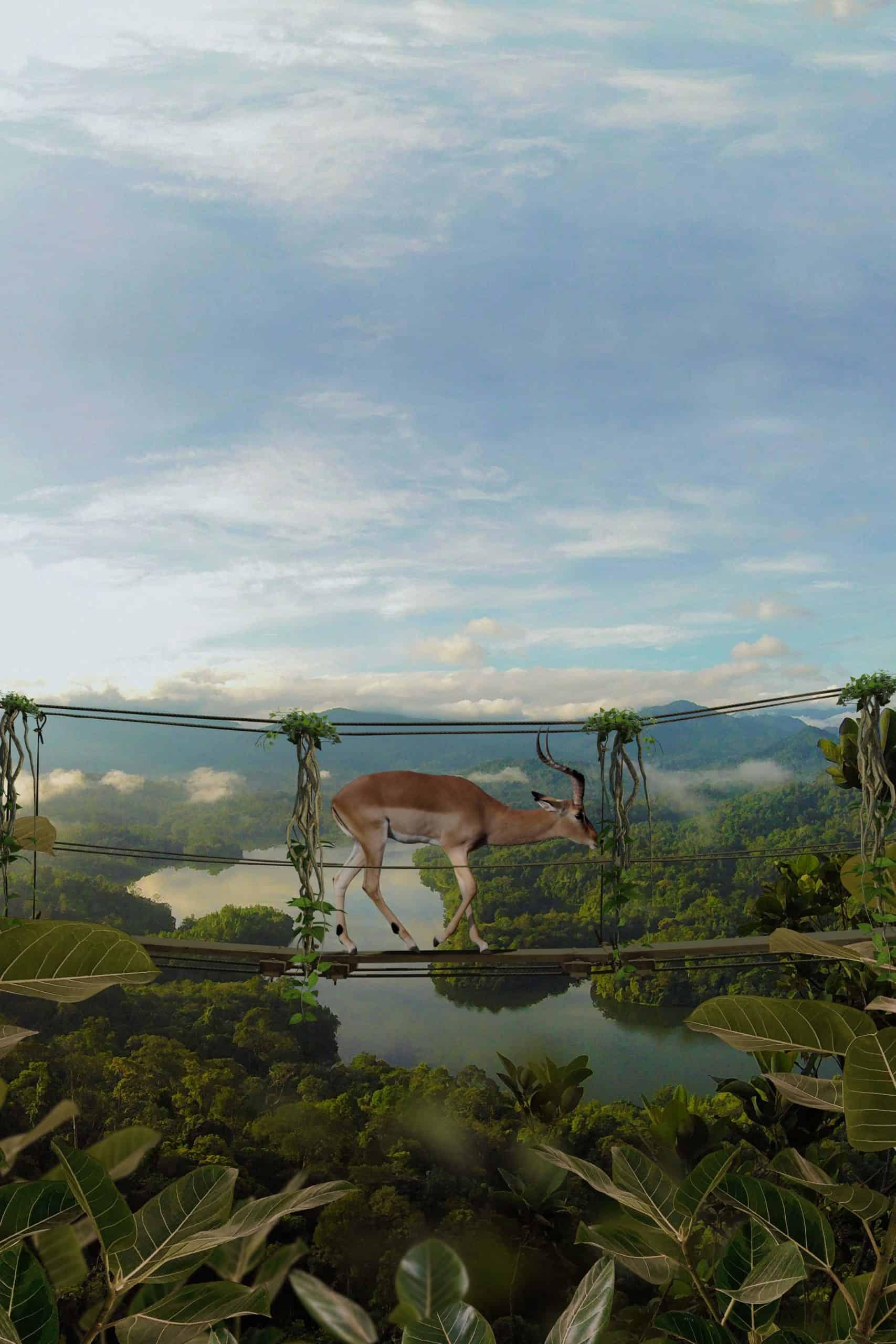 How to Create a Breathtaking Bridge Scene in Photoshop