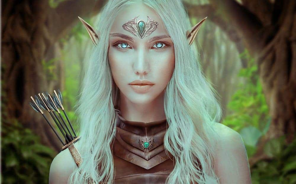 How to Create an Elf Photo Manipulation with Adobe Photoshop