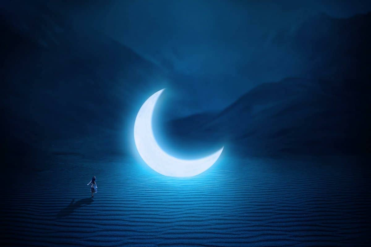 How to Create a Surreal Moon Scene in Adobe Photoshop
